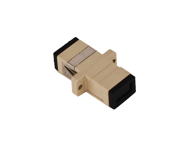 Fiber Optic Adaptor SC/UPC Multimode Simplex