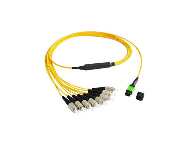 12core MPO-FC Singlemode 3.0Mm Breakout Cables