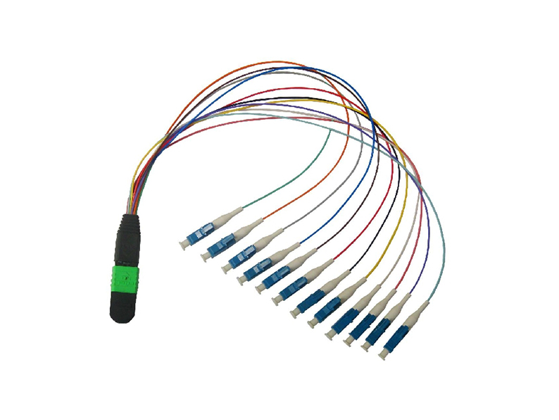 MPO-12LC Hydra Cable Assemblies